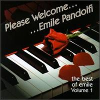 Please Welcome... - Emile Pandolfi