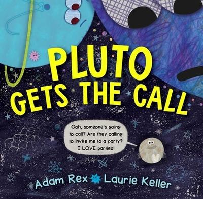 Pluto Gets the Call - Rex, Adam
