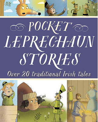 Pocket Leprechaun Stories - Potter, Tony (Compiled by)