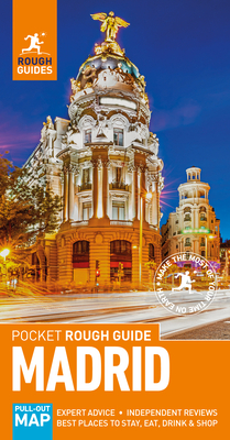 Pocket Rough Guide Madrid - Rough Guides, and Baskett, Simon