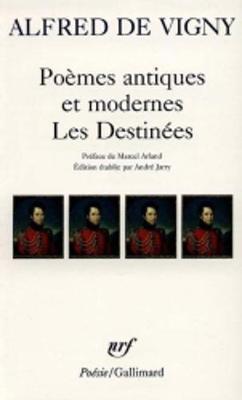 Poemes Antiq Et Moderne - De Vigny, Alfred