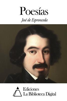 Poesias - De Espronceda, Jose