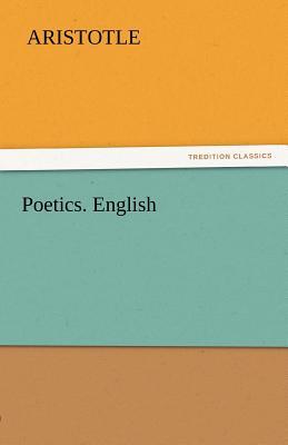 Poetics. English - Aristotle