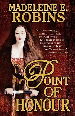Point of Honour - Robins, Madeleine E