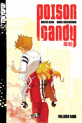 Poison Candy, Volume 1 - Hine, David