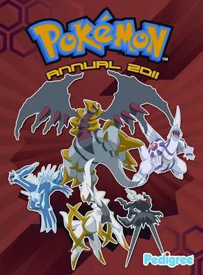 Pokemon Annual 2011 -