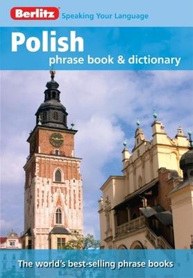 Polish Phrase Book & Dictionary - Berlitz Guides (Creator)