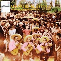 Ponce: Chamber music with guitar - Edith van Moergastel (viola); Enno Voorhorst (guitar); Hans Woudenberg (cello); Heleen Hulst (violin)