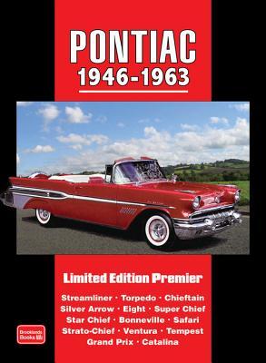 Pontiac 1946-1963 - Clarke, R (Compiled by)