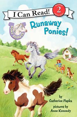Pony Scouts: Runaway Ponies! - Hapka, Catherine