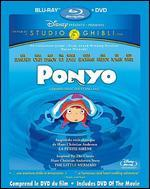 Ponyo [2 Discs] [Blu-ray/DVD] [French]