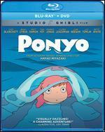 Ponyo [Blu-ray/DVD] [2 Discs]