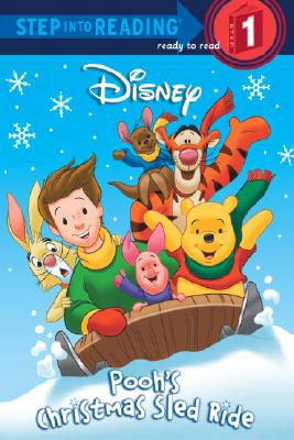 Pooh's Christmas Sled Ride - Random House Disney, and Worth, Bonnie, and Gaines, Isabel