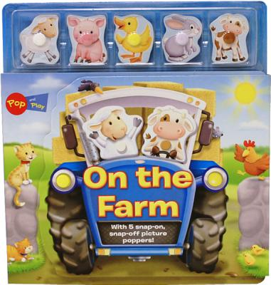 Pop and Play on the Farm - Apsley, Brenda, and Cameron, Craig (Illustrator), and O'Toole, Jeannette (Designer)