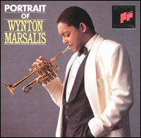 Portrait of Wynton Marsalis - Wynton Marsalis