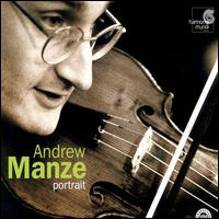 Portrait - Academy of Ancient Music; Andrew Manze (violin); Caroline Balding (violin); Jaap ter Linden (viola da gamba);...