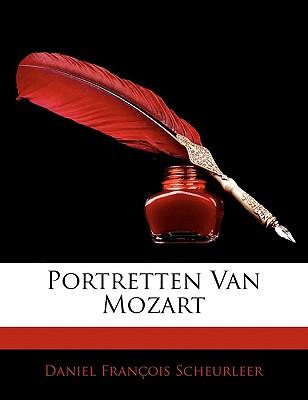 Portretten Van Mozart - Scheurleer, Daniel Franois