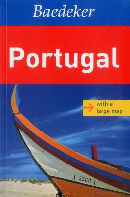 Portugal Baedeker Travel Guide - Arnold, Rosemarie, and Arnold, Walter R, and Baumgarten, Monika I
