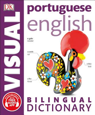 Portuguese-English Bilingual Visual Dictionary - DK
