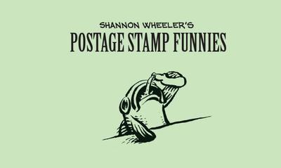 Postage Stamp Funnies -