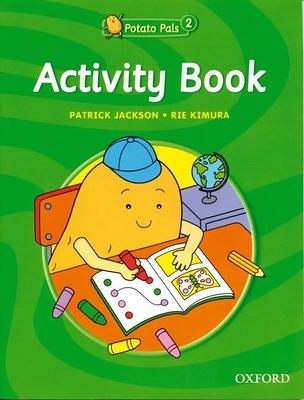 Potato Pals 1 Activity Book - Jackson, Patrick