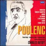 Poulenc: Concertos; Orchestral & Choral Works