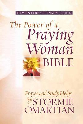 Power of a Praying Woman Bible-NIV - Omartian, Stormie (Editor)