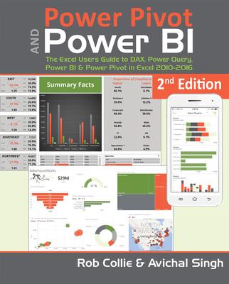 Power Pivot and Power Bi - Collie, Rob, and Singh, Avichal