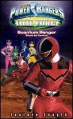 Power Rangers Time Force, Vol. 2: The Quantum Ranger