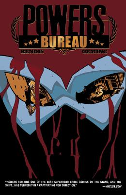 Powers: Bureau Volume 2: Icons - Bendis, Brian Michael (Text by)