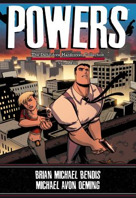 Powers: The Definitive Collection - Volume 4 - Bendis, Brian Michael (Text by)