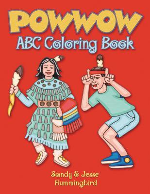 Powwow ABC - Hummingbird, Sandy