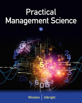 Practical Management Science - Winston, Wayne