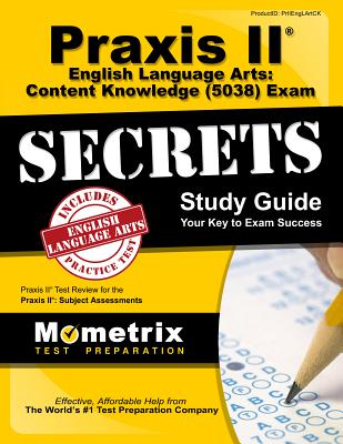 praxis ii english language arts content knowledge 5038 exam rh alibris com For Elementary Education Praxis Study Guide free praxis 5038 study guide