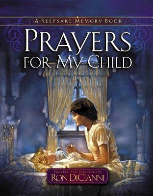 Prayers for My Child: A Keepsake Memory Book -
