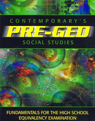 Pre-GED Satellite Book: Social Studies - Contemporary