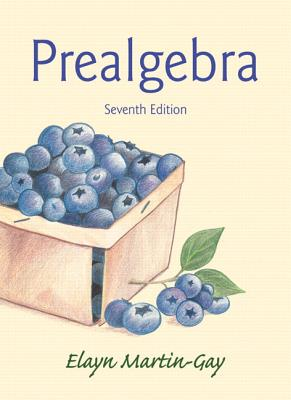 Prealgebra - Martin-Gay, Elayn