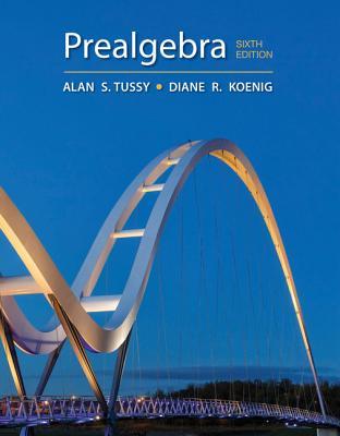 Prealgebra - Tussy, Alan S