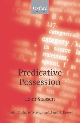 Predicative Possession - Stassen, Leon
