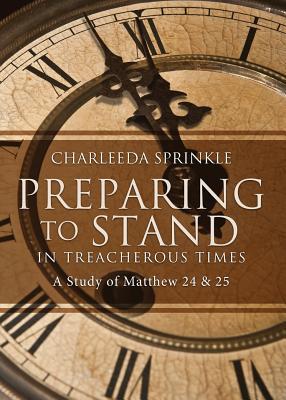 Preparing to Stand - Sprinkle, Charleeda