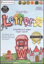 Preschool Prep Series: Meet the Letters