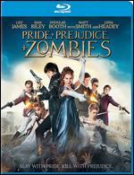 Pride and Prejudice and Zombies [Includes Digital Copy] [Blu-ray]