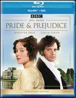Pride and Prejudice [Blu-ray/DVD] [4 Discs]