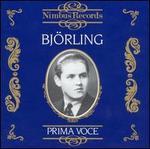 Prima Voce: Björling