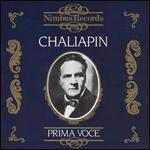 Prima Voce: Chaliapin