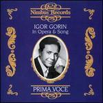 Prima Voce: Igor Gorin in Opera & Song