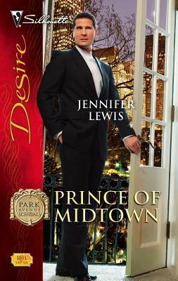 Prince of Midtown - Lewis, Jennifer