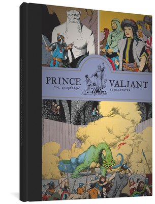 Prince Valiant Vol. 13: 1961-1962 - Foster, Hal