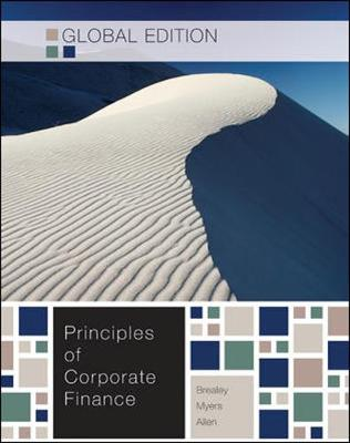 Principles of Corporate Finance - Brealey, Richard A., and Myers, Stewart C.