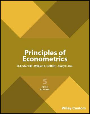 Principles of Econometrics - Hill, R. Carter